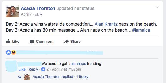 Alan Naps Jamaica Facebook