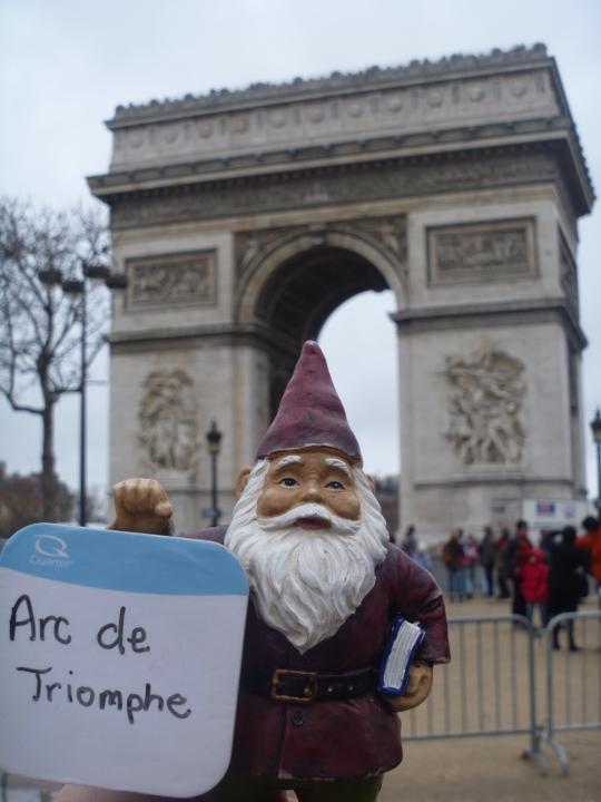 Knome in Paris