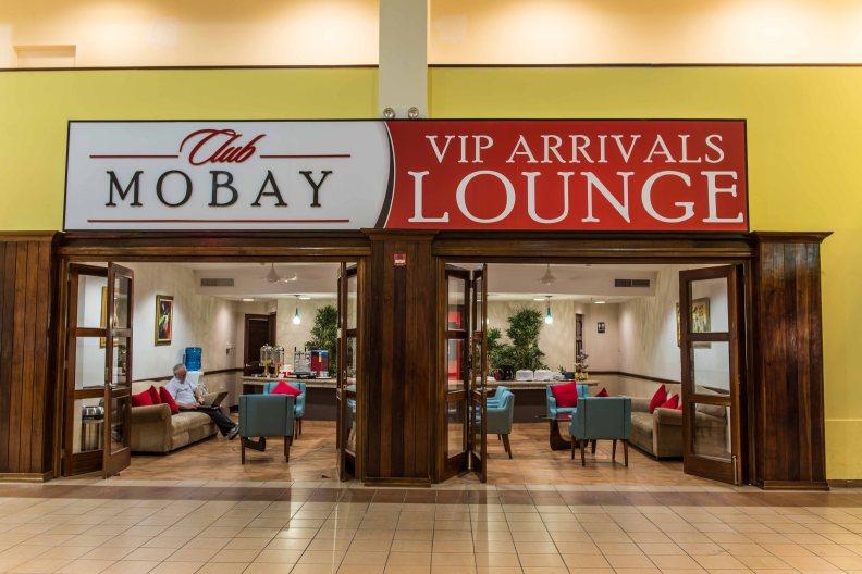 Arrivals Lounge
